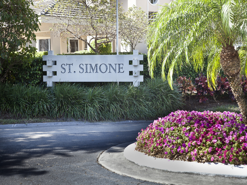 Property Of PELICAN BAY - ST. SIMONE