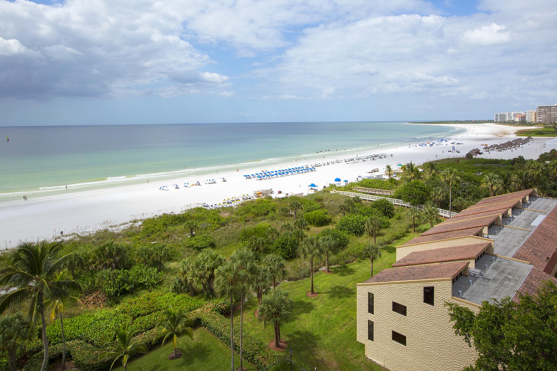 共管物業 為 出售 在 MARCO ISLAND - CHALET 520 S Collier Blvd 904 Marco Island, 佛羅里達州, 34145 美國