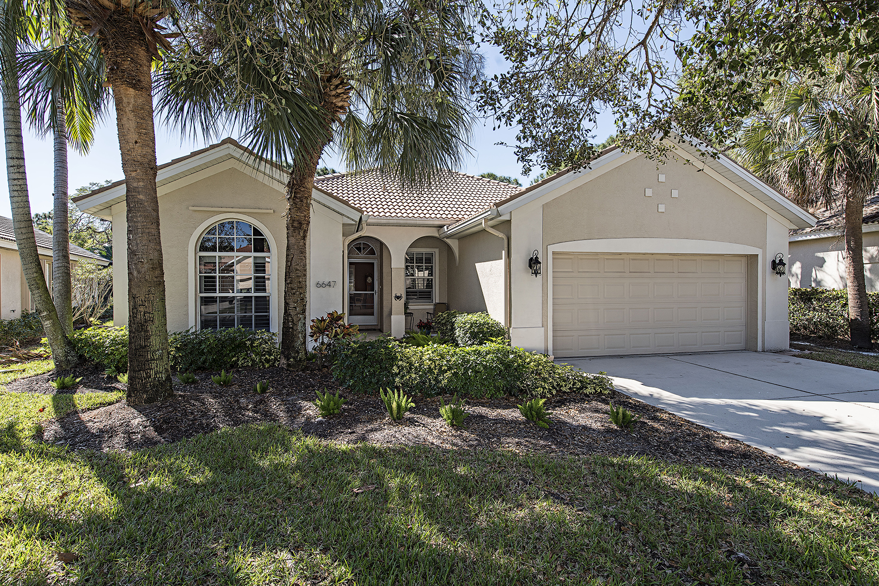 Property For Sale at 6647 Mangrove Way , Naples, FL 34109