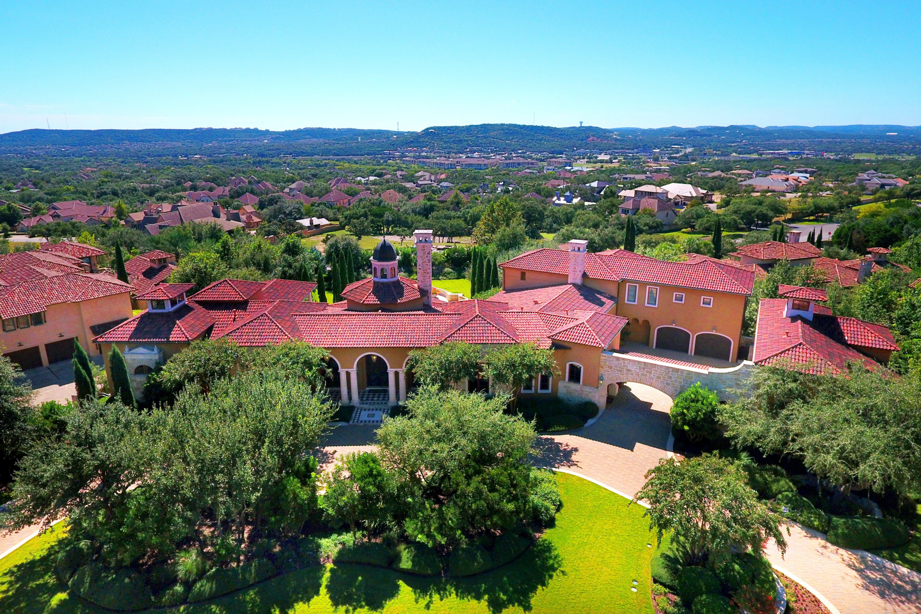sales property at Palatial Italian Villa in The Dominion