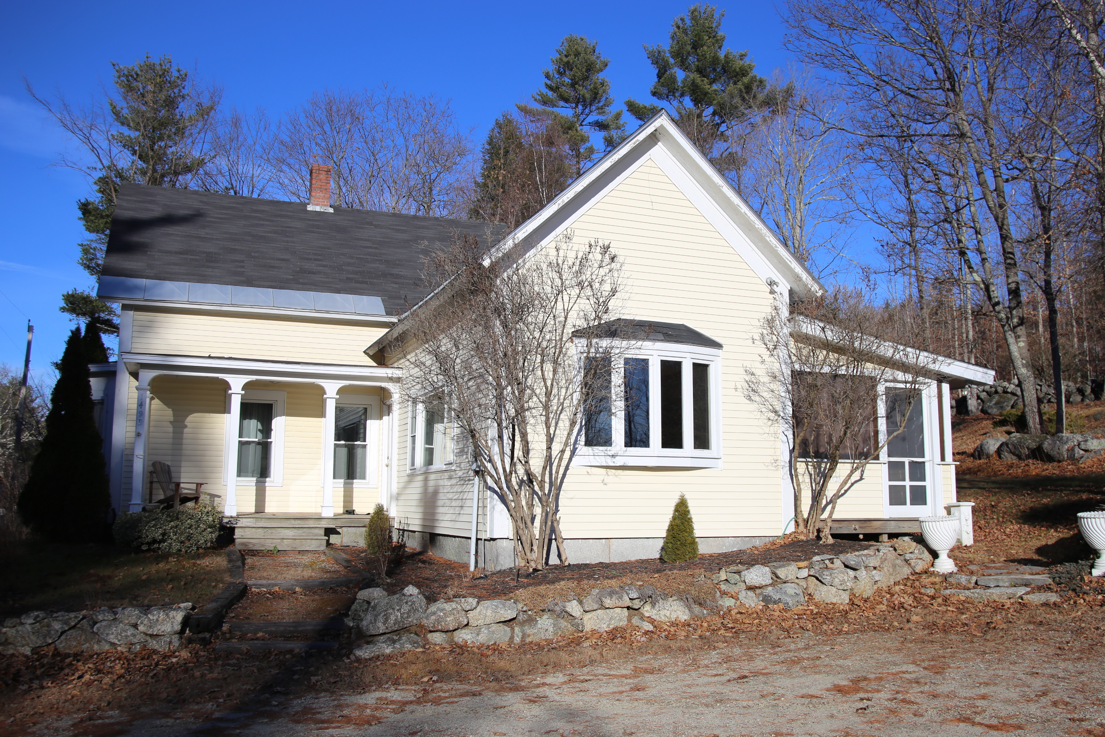 Single Family Home for Sale at 1493 Us Route 4, Danbury Danbury, New Hampshire 03230 United States