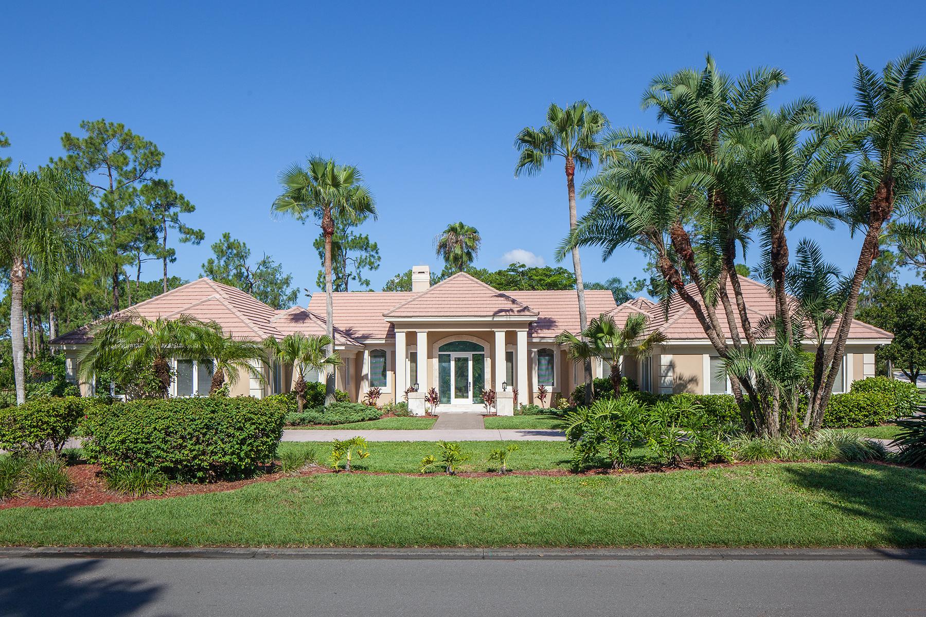 獨棟家庭住宅 為 出售 在 QUAIL CREEK 13501 Pond Apple Dr E Quail Creek, Naples, 佛羅里達州 34119 美國