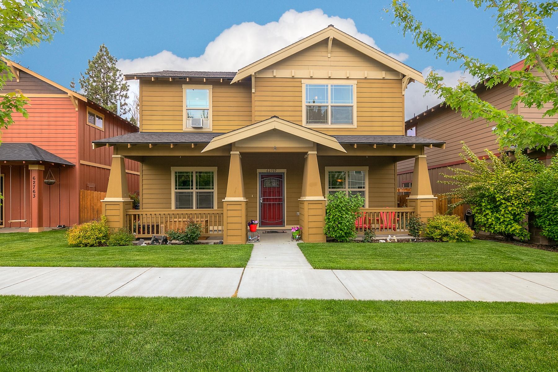 Maison unifamiliale pour l Vente à 62769 Hawkview Road, BEND 62769 Hawkview Rd Bend, Oregon, 97701 États-Unis