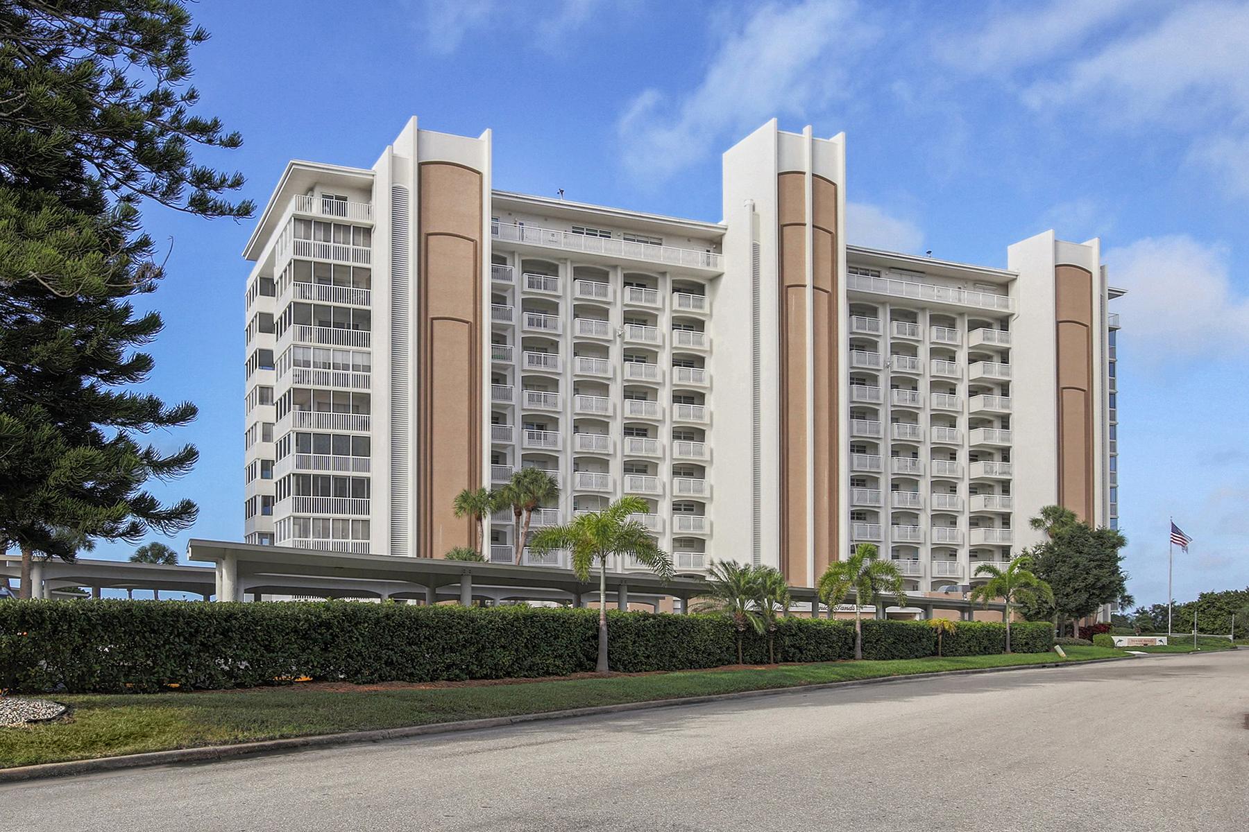 Condominium for Sale at VENICE SANDS - VENICE ISLAND 633 Alhambra Rd 308 Venice, Florida 34285 United States