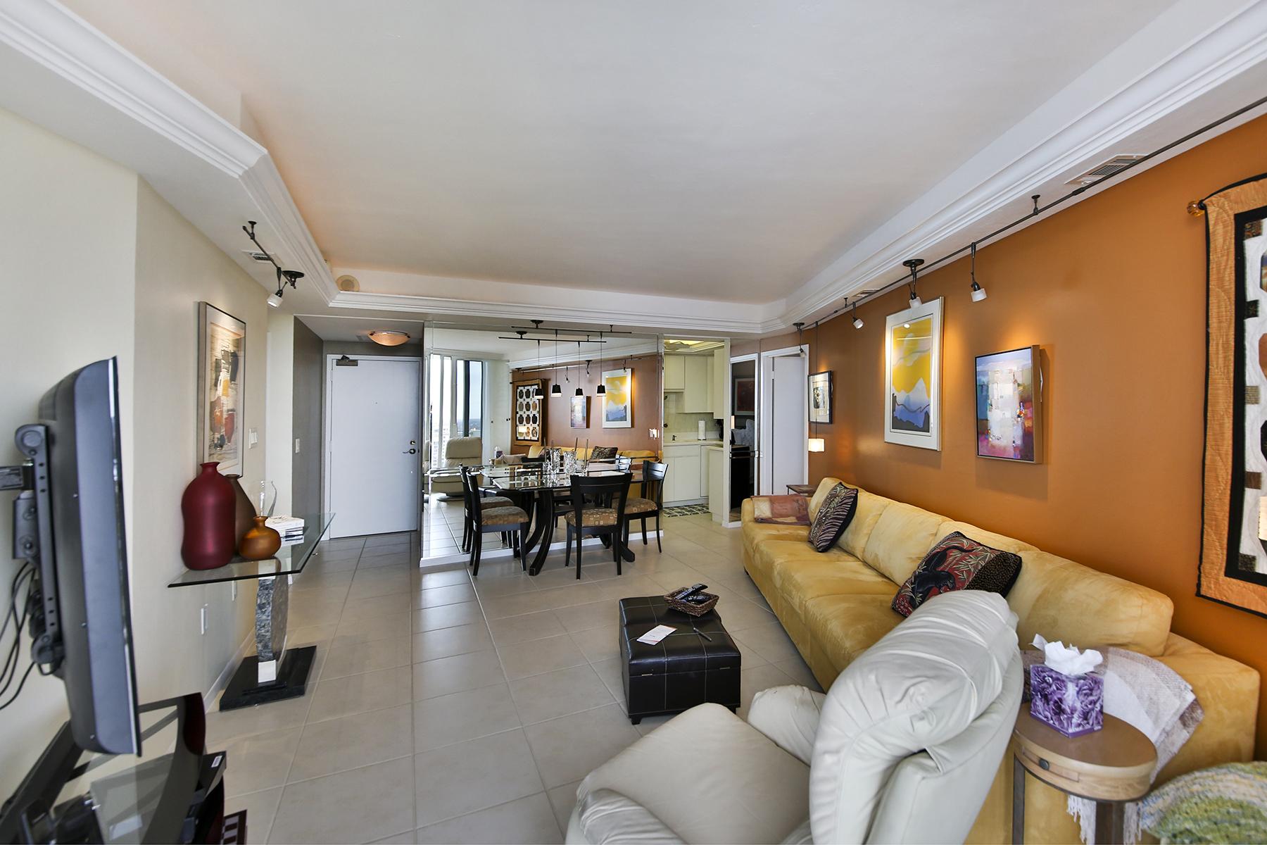 Kat Mülkiyeti için Satış at MARCO ISLAND - GULFVIEW 58 N Collier Blvd 1707 Marco Island, Florida 34145 Amerika Birleşik Devletleri