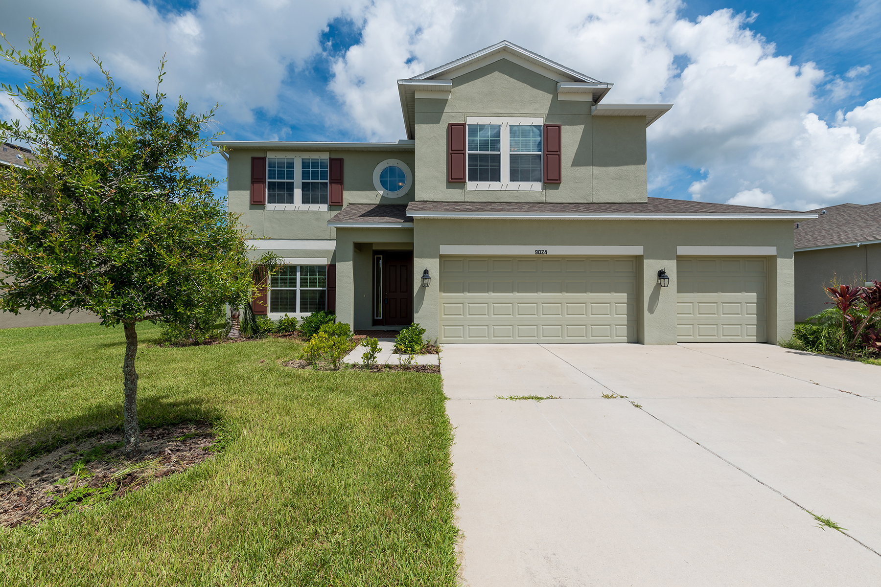 Single Family Home for Sale at CREEKSIDE PRESERVE 9024 39th Street Cir E Parrish, Florida, 34219 United States