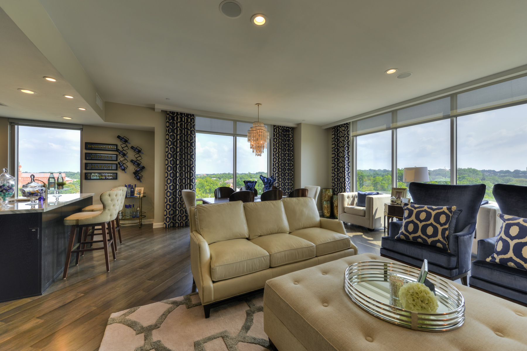 Property For Sale at Luxe Highrise Condo in the Broadway