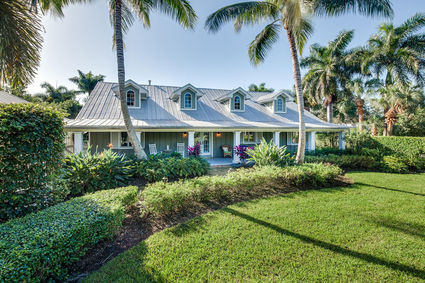 独户住宅 为 销售 在 OLDE NAPLES 726 1st Ave N 那不勒斯, 佛罗里达州 34102 美国