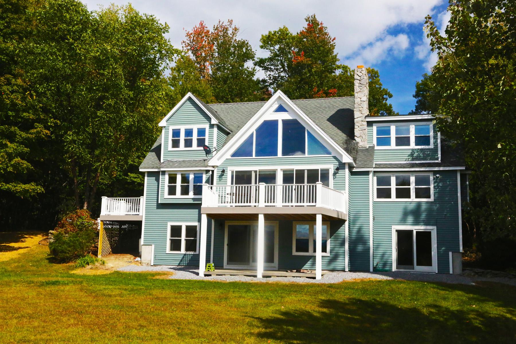 Частный односемейный дом для того Продажа на 231 Old Province Road, Goshen 231 Old Province Rd Goshen, Нью-Гэмпшир, 03752 Соединенные Штаты