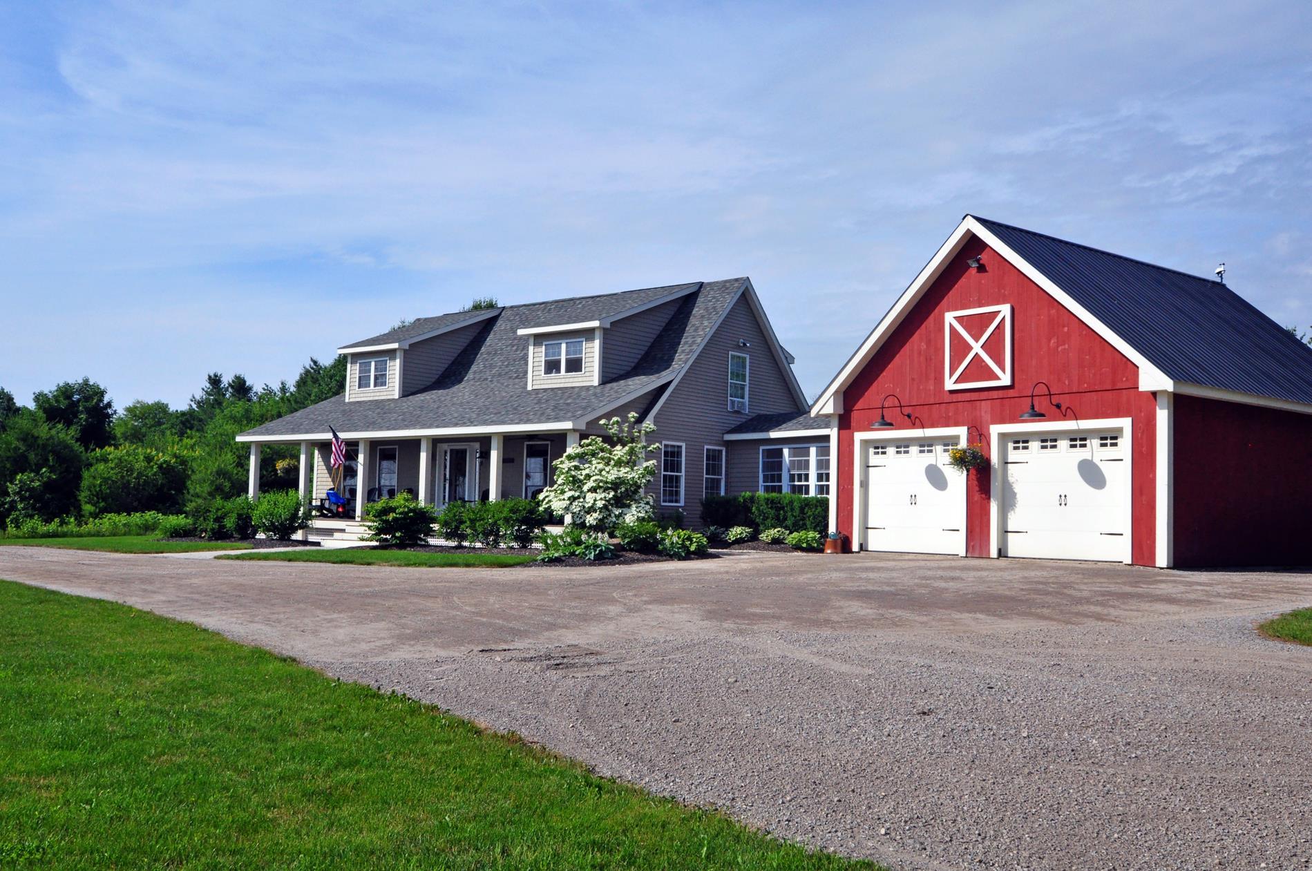 Maison unifamiliale pour l Vente à 178 Waldron Hill Rd, Warner Warner, New Hampshire 03278 États-Unis