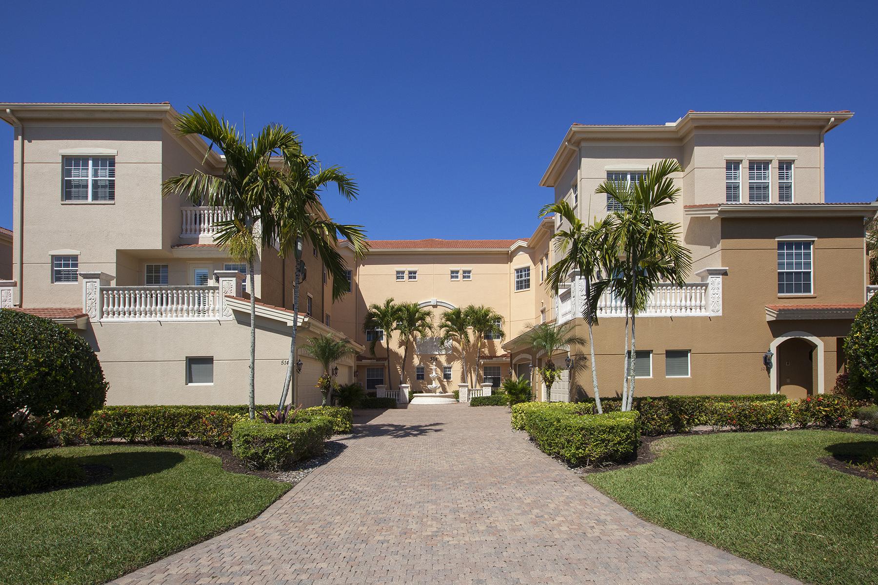 sales property at 514 Avellino Isles Cir , 3302, Naples, FL 34119