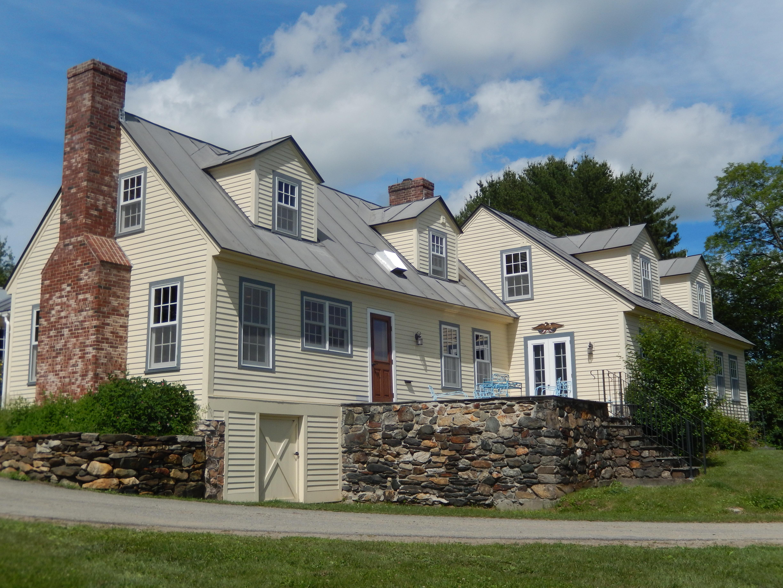 独户住宅 为 销售 在 30 Citadel Lane, Lyme 30 Citadel Ln Lyme, 新罕布什尔州 03768 美国