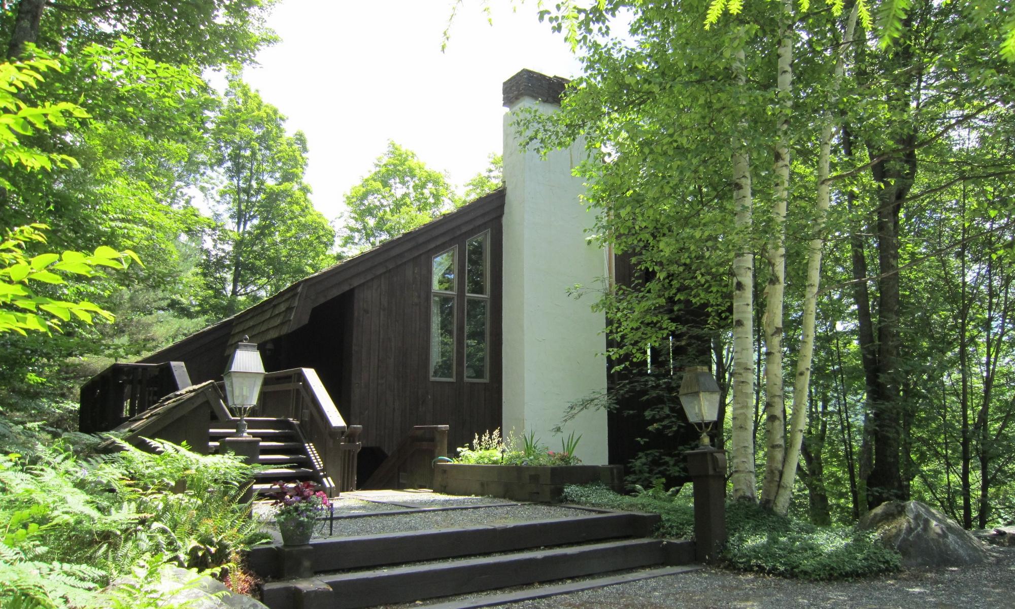 Casa Unifamiliar por un Venta en Salt Ash at Hawk 1343 Salt Ash Rd Plymouth, Vermont, 05056 Estados Unidos