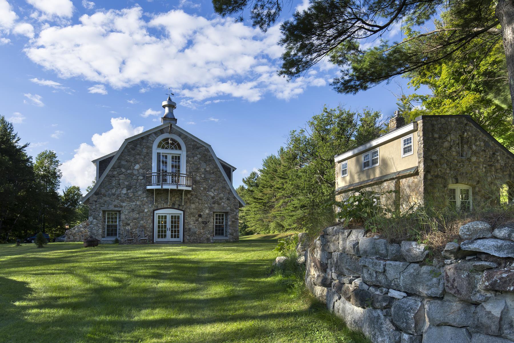 Частный односемейный дом для того Продажа на 4 Malia Terrace, Newbury Newbury, Нью-Гэмпшир, 03255 Соединенные Штаты