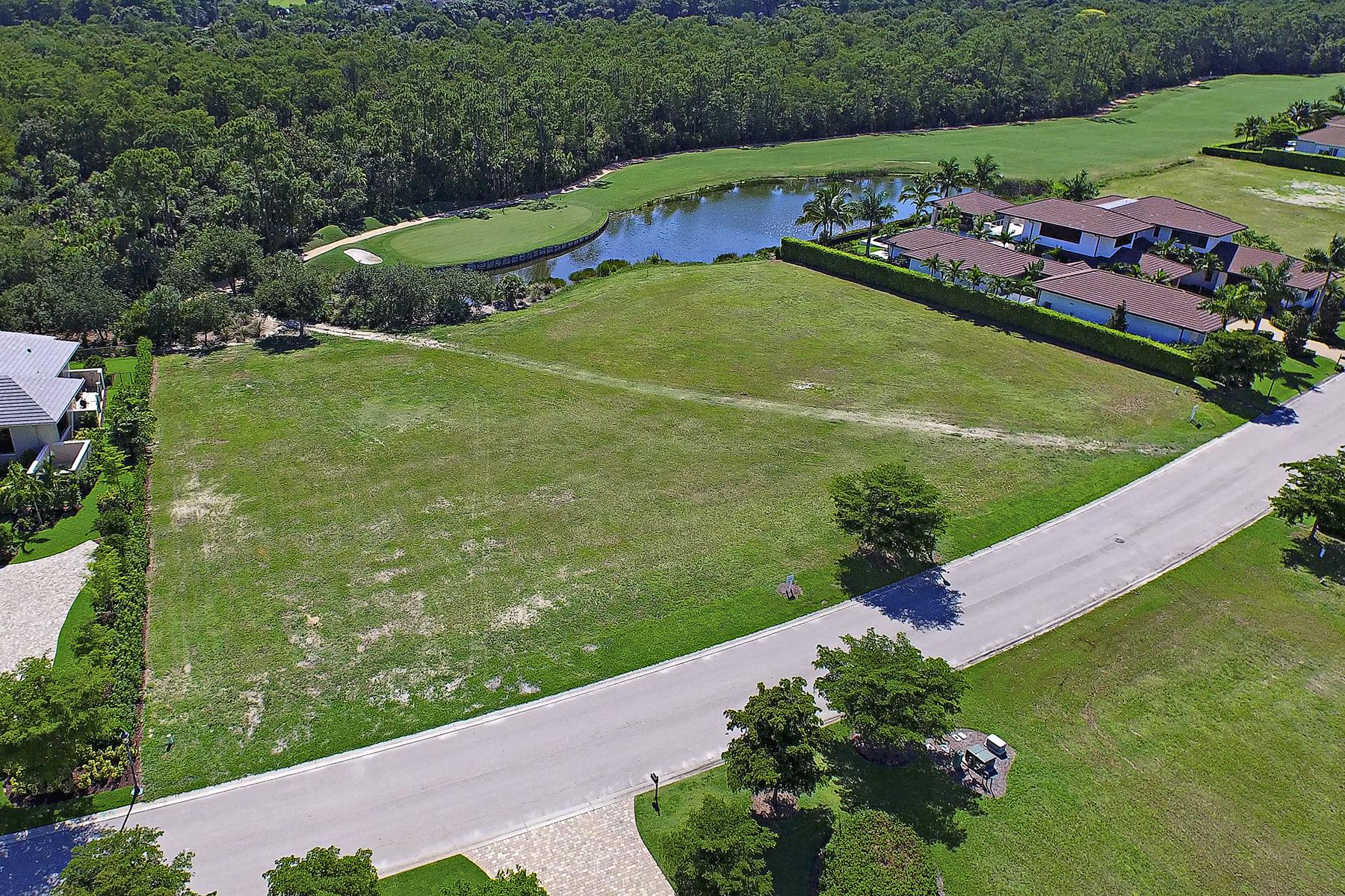 土地 为 销售 在 1215 Gordon River Trl , Naples, FL 34105 1215 Gordon River Trl 那不勒斯, 佛罗里达州, 34105 美国