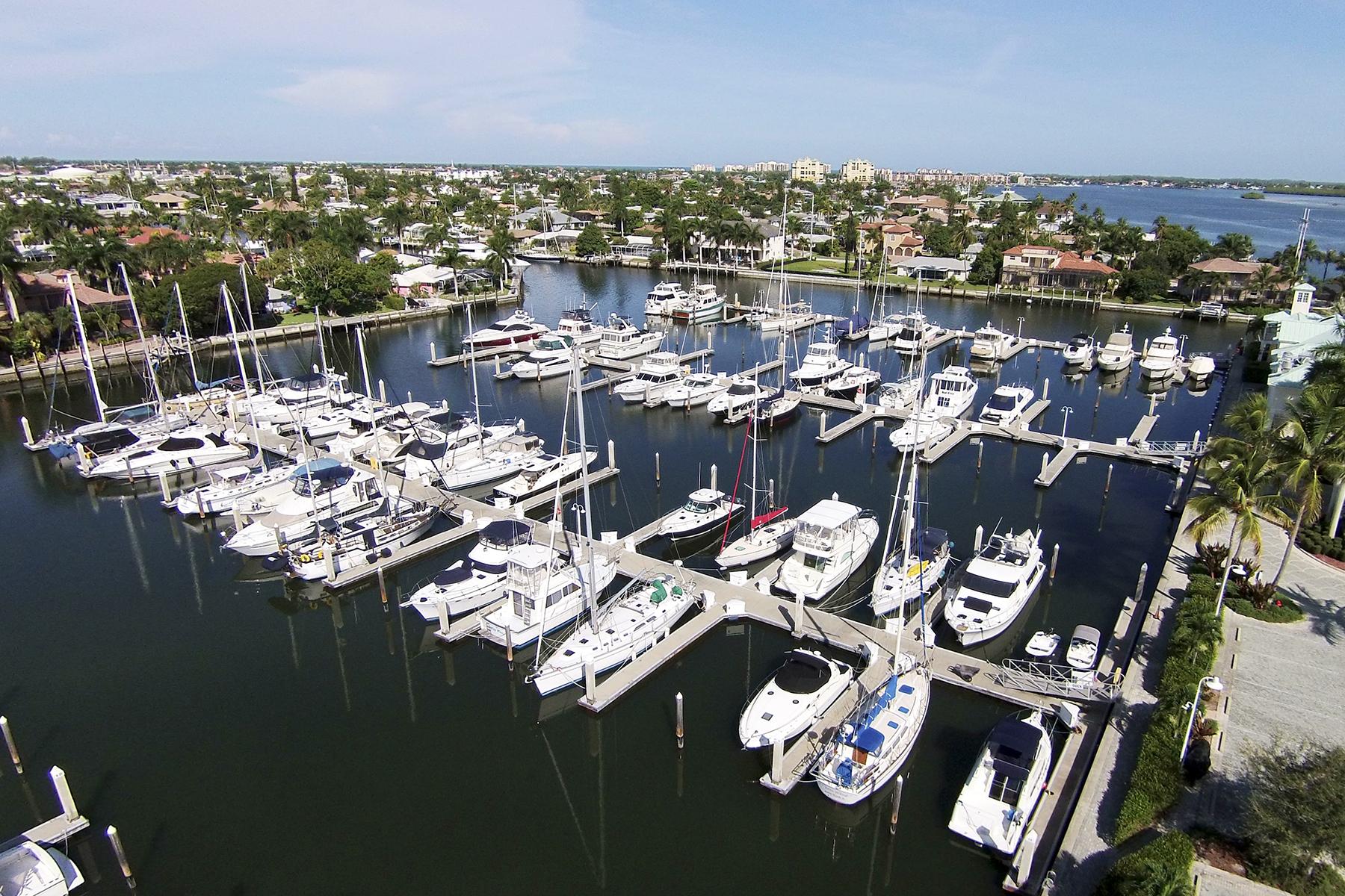 기타 주거 용 매매 에 MARCO ISLAND YACHT CLUB 1402 Collier Blvd Marco Island, 플로리다 34145 미국