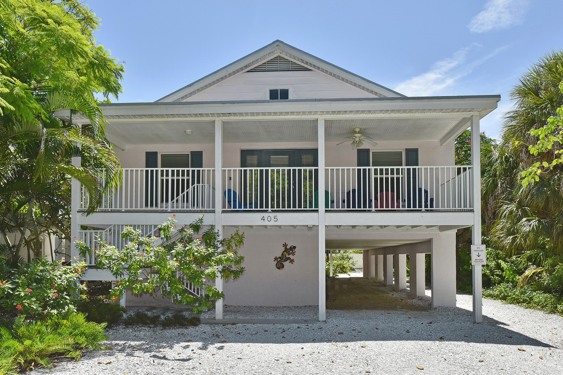 Single Family Home for Sale at ANNA MARIA 405 Spring Ave Anna Maria, Florida, 34216 United States