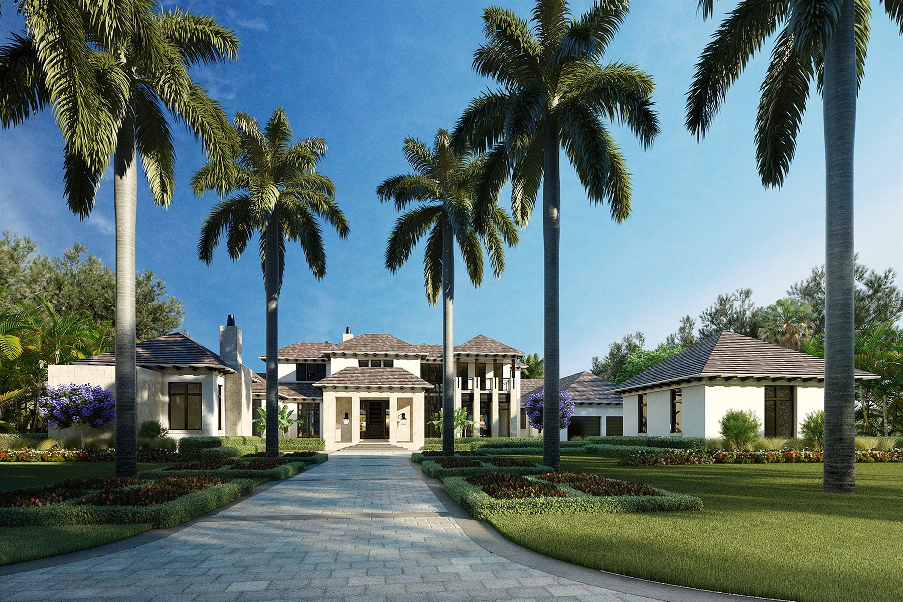 Maison unifamiliale pour l Vente à PORT ROYAL 3750 Rum Row Port Royal, Naples, Florida 34102 États-Unis
