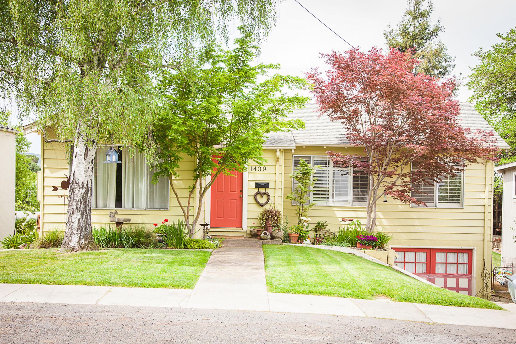 独户住宅 为 销售 在 1409 Hill Ave, Napa, CA 94559 1409 Hill Ave 纳帕, 加利福尼亚州, 94559 美国