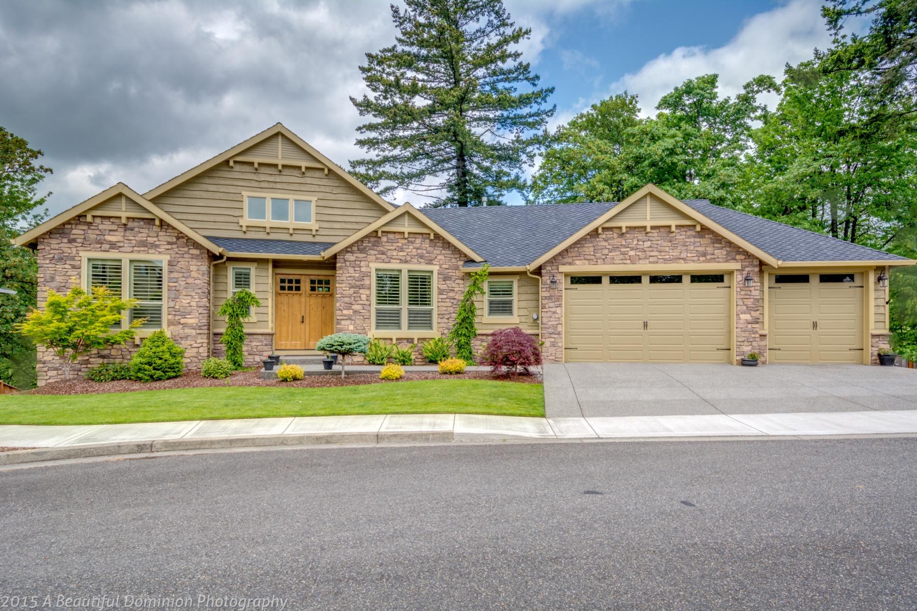 Single Family Home for Sale at 1361 EAGLE ST, CAMAS 1361 NW EAGLE St Camas, Washington 98607 United States