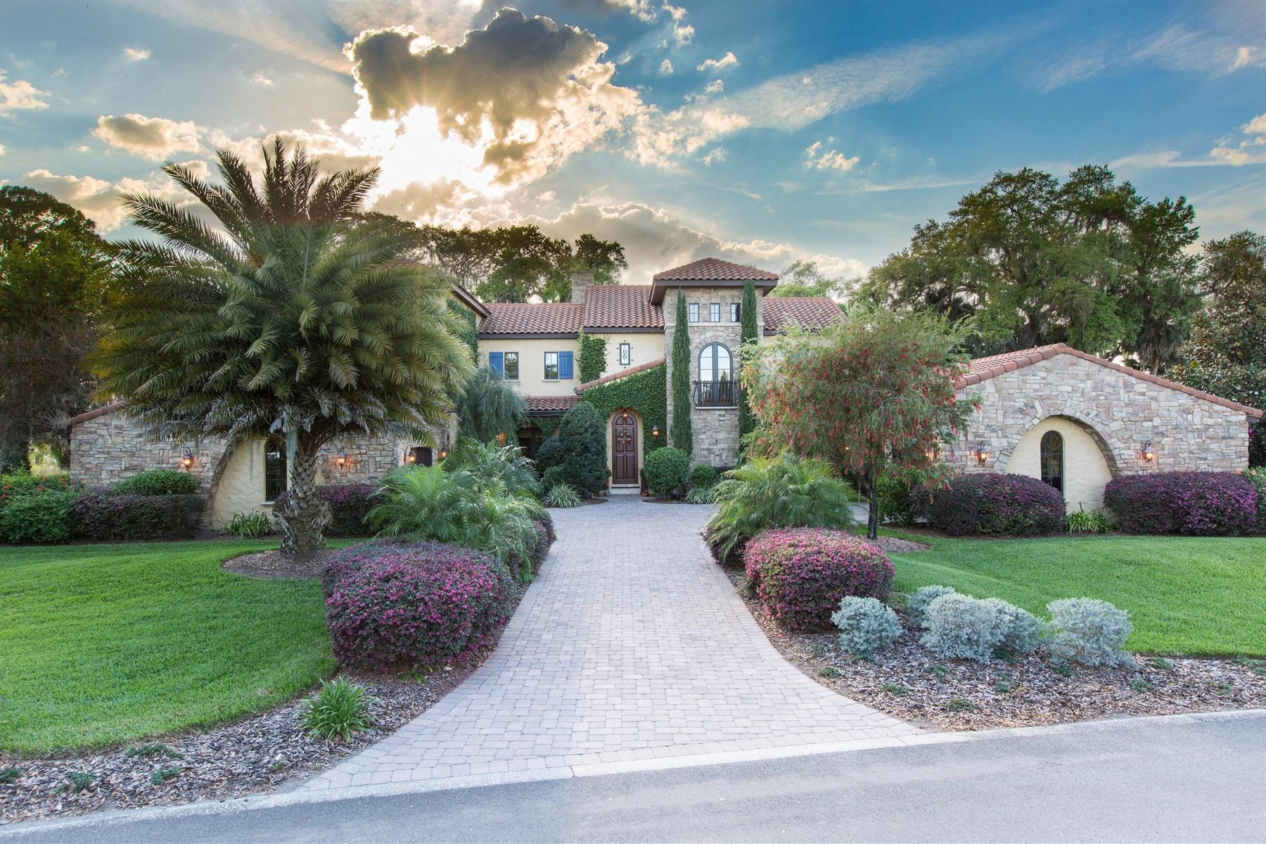 獨棟家庭住宅 為 出售 在 TAVARES 30009 Sunset Pointe Tavares, 佛羅里達州 32778 美國