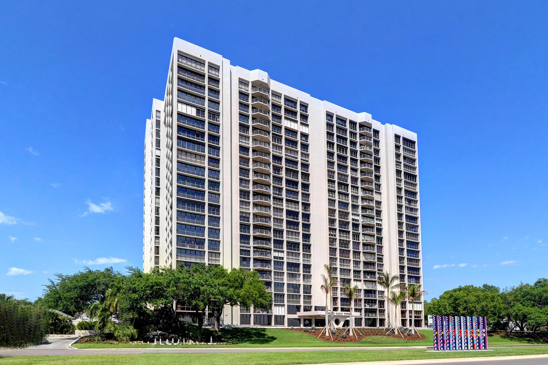 콘도미니엄 용 매매 에 SOUTH TAMPA 3301 Bayshore Blvd 2409B Tampa, 플로리다, 33629 미국