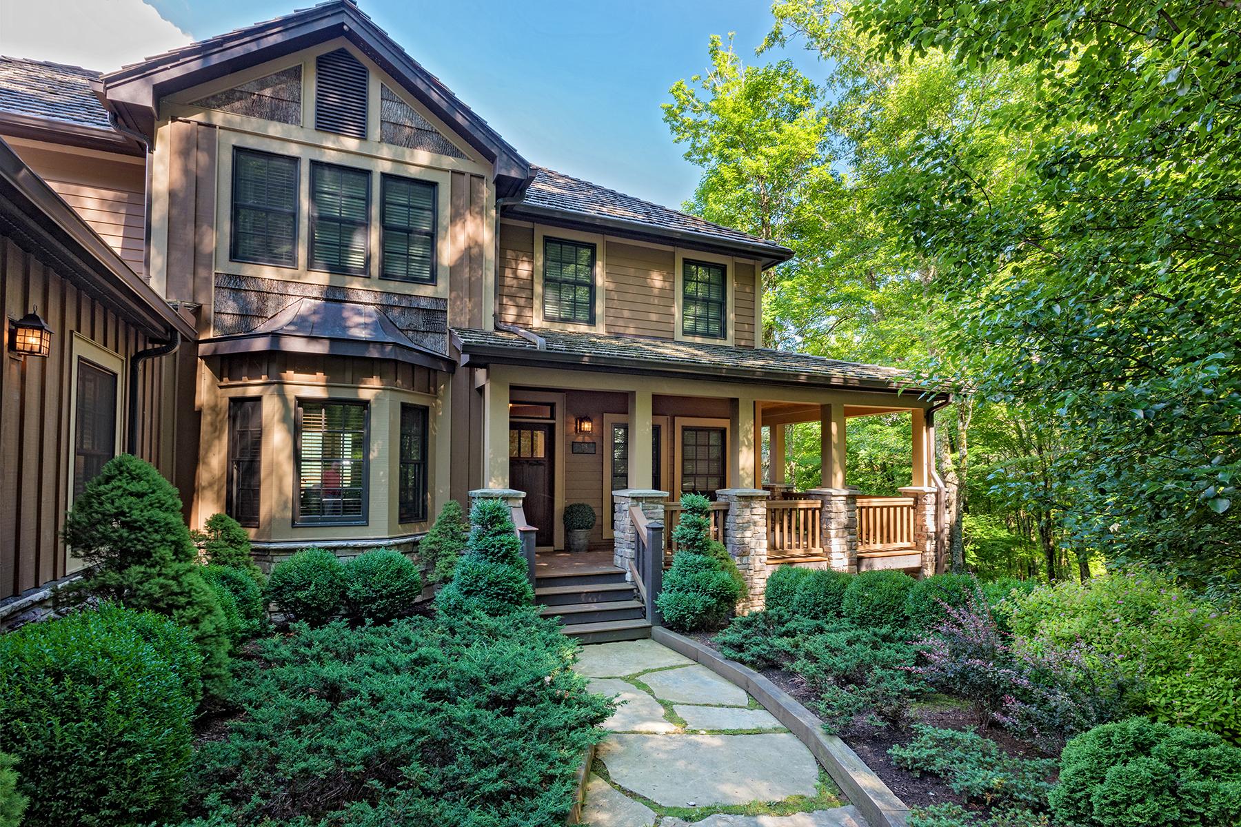 一戸建て のために 売買 アット LINVILLE - LINVILLE RIDGE 118 Ridge Drive Linville, ノースカロライナ, 28646 アメリカ合衆国