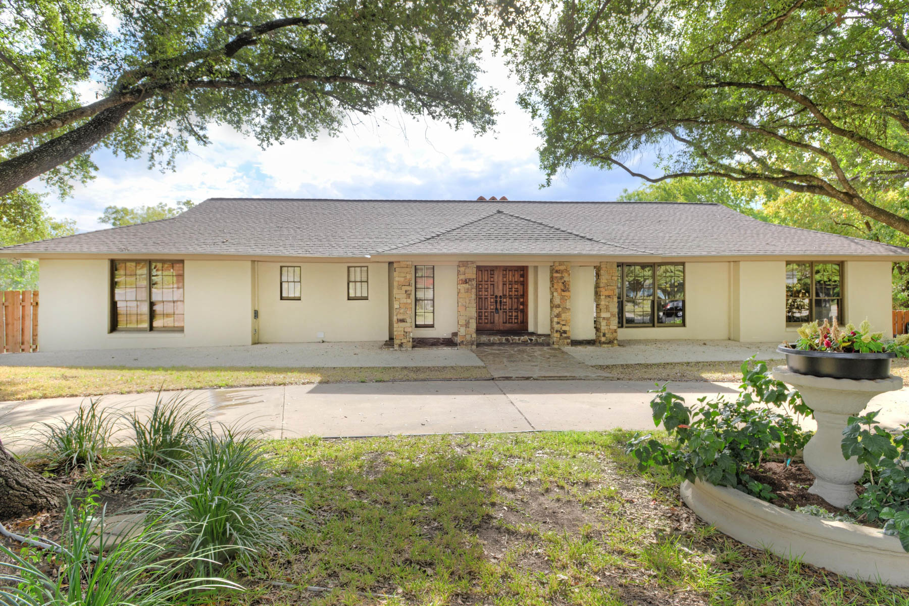 Property For Sale at Tastefully Updated Home in Castle Hills