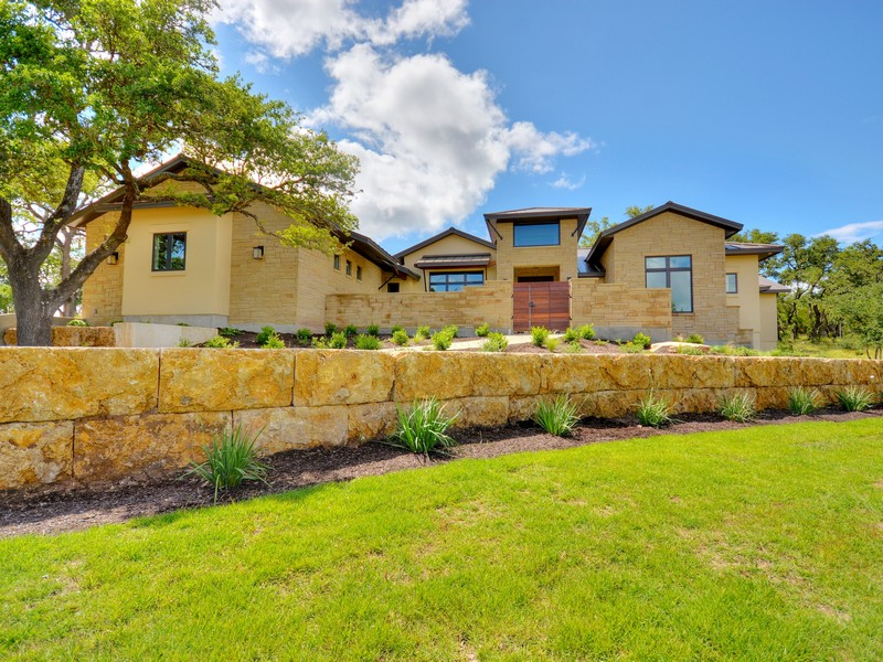 Land for Sale at Hill Country Contemporary 18309 Flagler Dr Austin, Texas 78738 United States