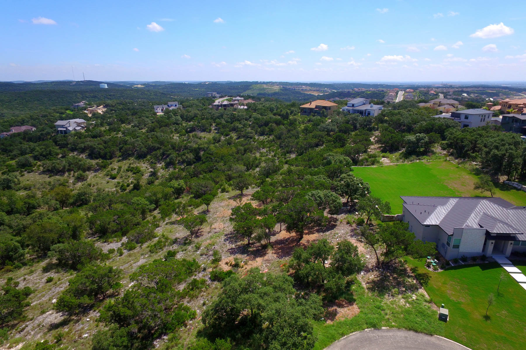 Terreno por un Venta en Exceptional Hill Country Property Within the City 19314 Terra Brook San Antonio, Texas 78255 Estados Unidos