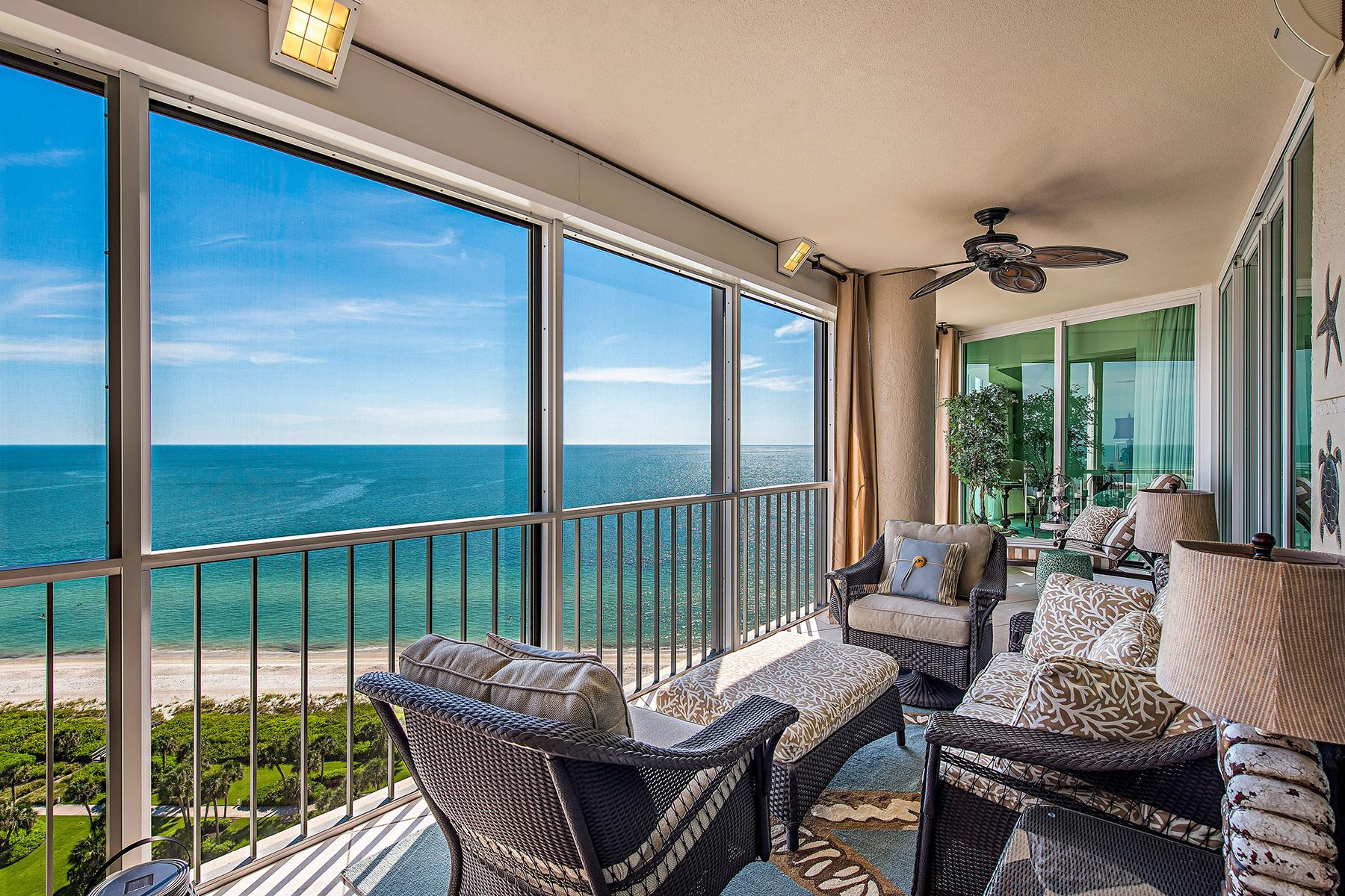 Condominio por un Venta en PARK SHORE - LE CIEL PARK TOWER 3991 Gulf Shore Blvd N Unit 1602 Naples, Florida, 34103 Estados Unidos