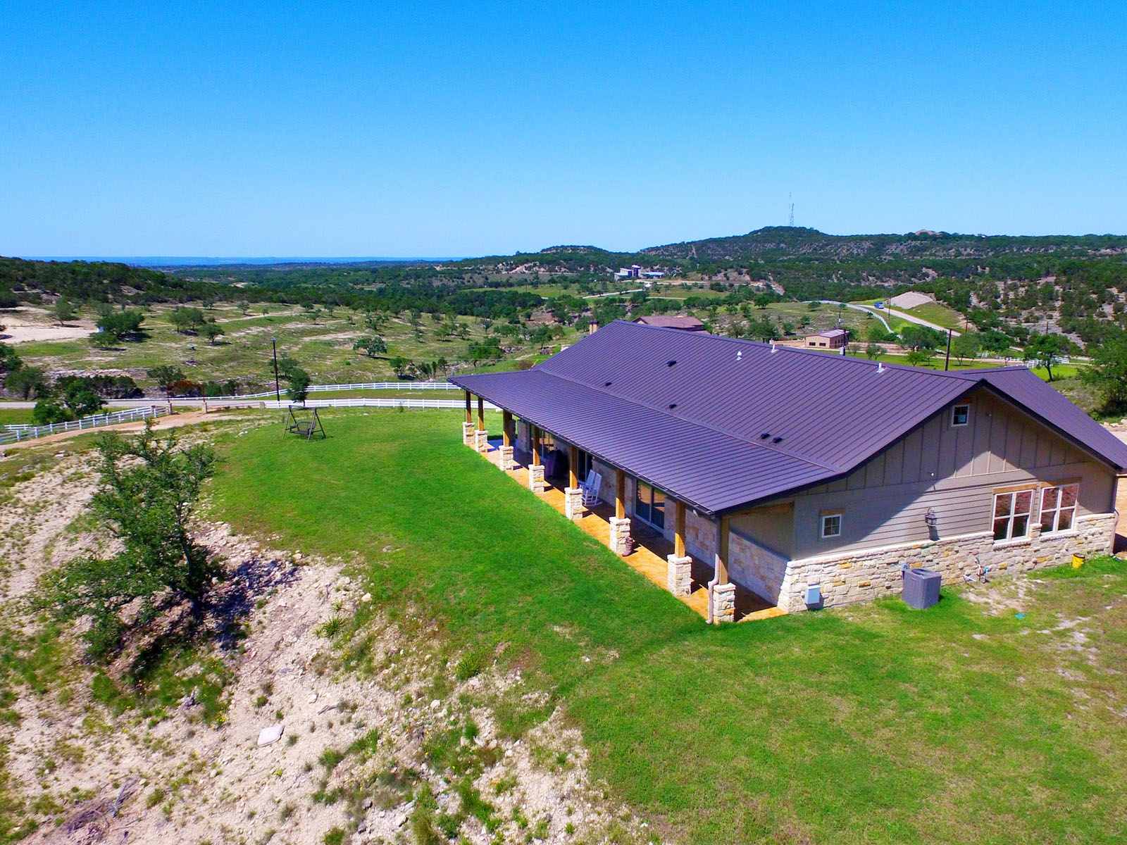 Single Family Home for Sale at Stunning Hill Country Horse Estate 11235 Grand Summit Blvd Dripping Springs, Texas 78620 United States