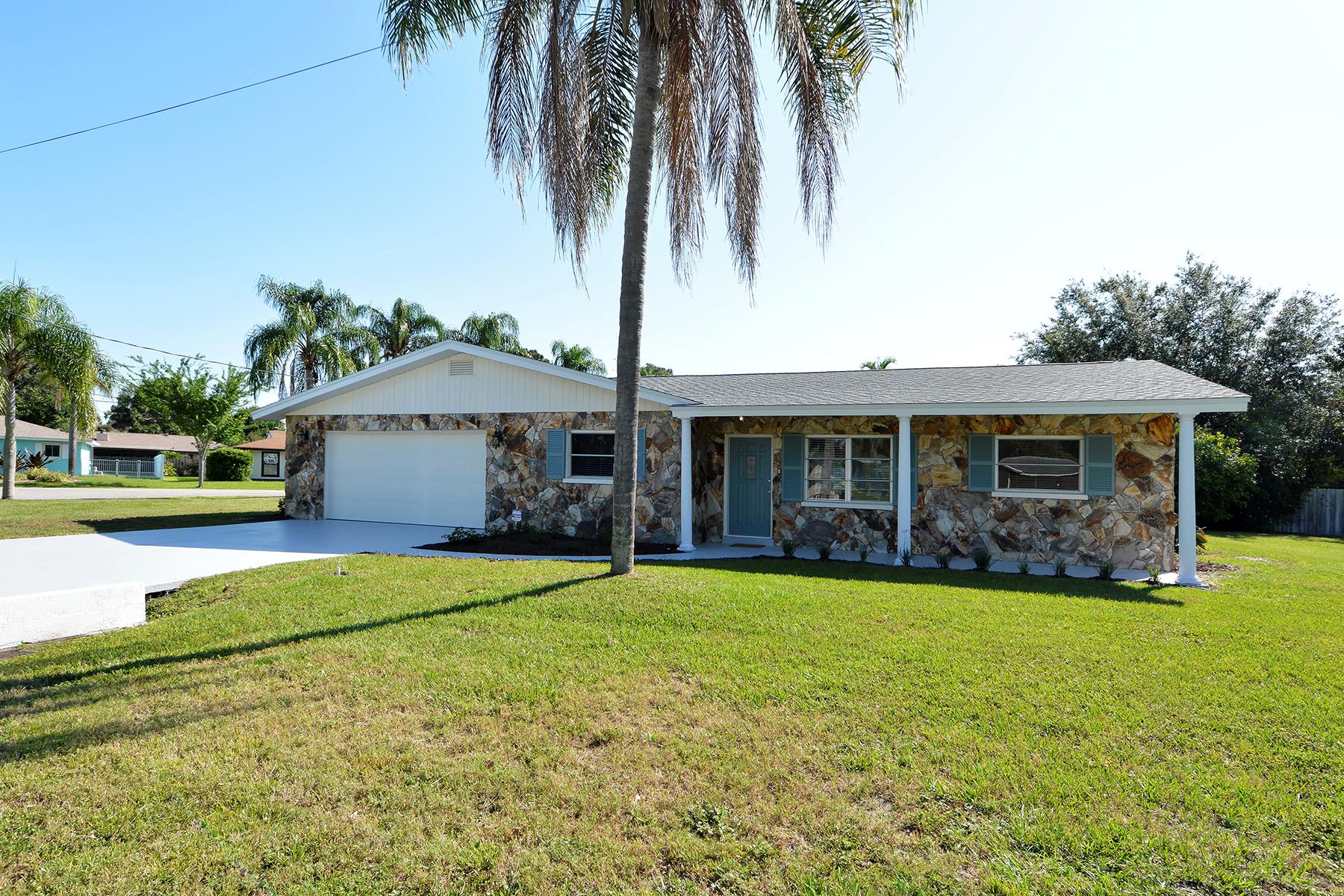 Частный односемейный дом для того Продажа на SOUTH VENICE 3081 Argyle Rd Venice, Флорида, 34293 Соединенные Штаты