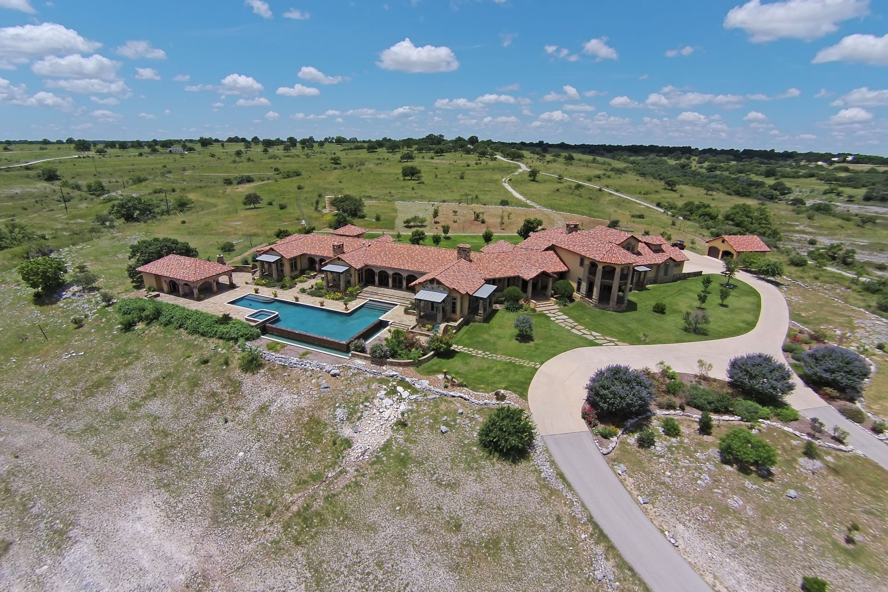 Single Family Home for Sale at Spectacular Property on Diamond E Ranch 6231 Ranger Creek Rd Boerne, Texas 78006 United States