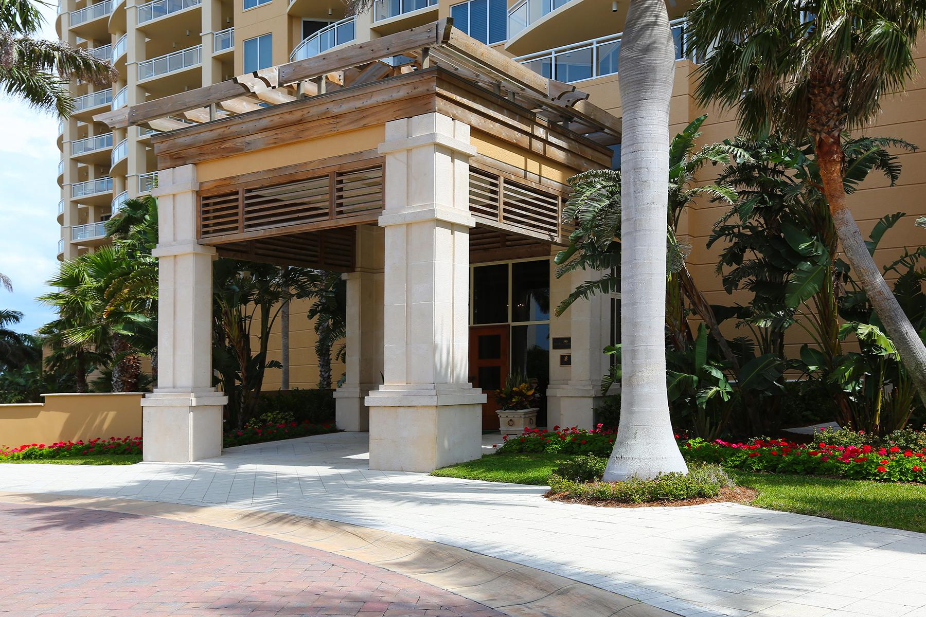 Condominio por un Venta en THE BEACH RESIDENCES 1300 Benjamin Franklin Dr 509 Sarasota, Florida, 34236 Estados Unidos