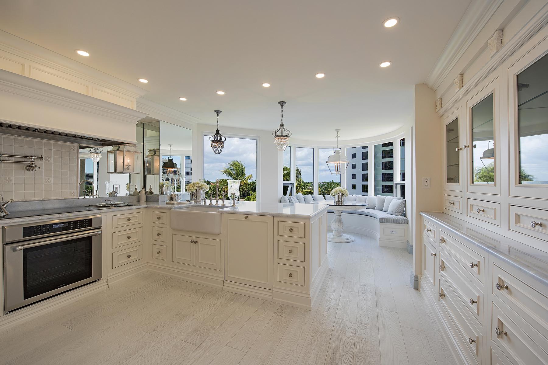 Condominium for Sale at PARK SHORE - PARK SHORE TOWER 4251 Gulf Shore Blvd N 6B Naples, Florida 34103 United States