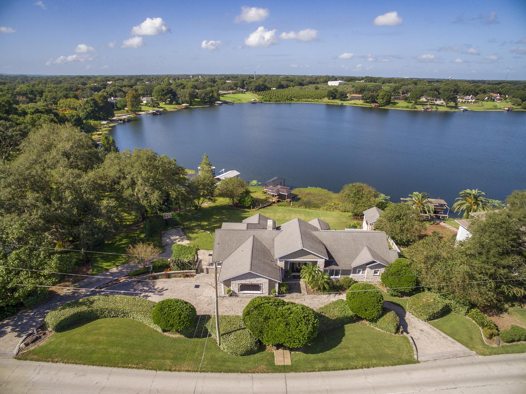 Tek Ailelik Ev için Satış at ORLANDO - EUSTIS 2790 E Crooked Lake Dr Eustis, Florida, 32726 Amerika Birleşik Devletleri