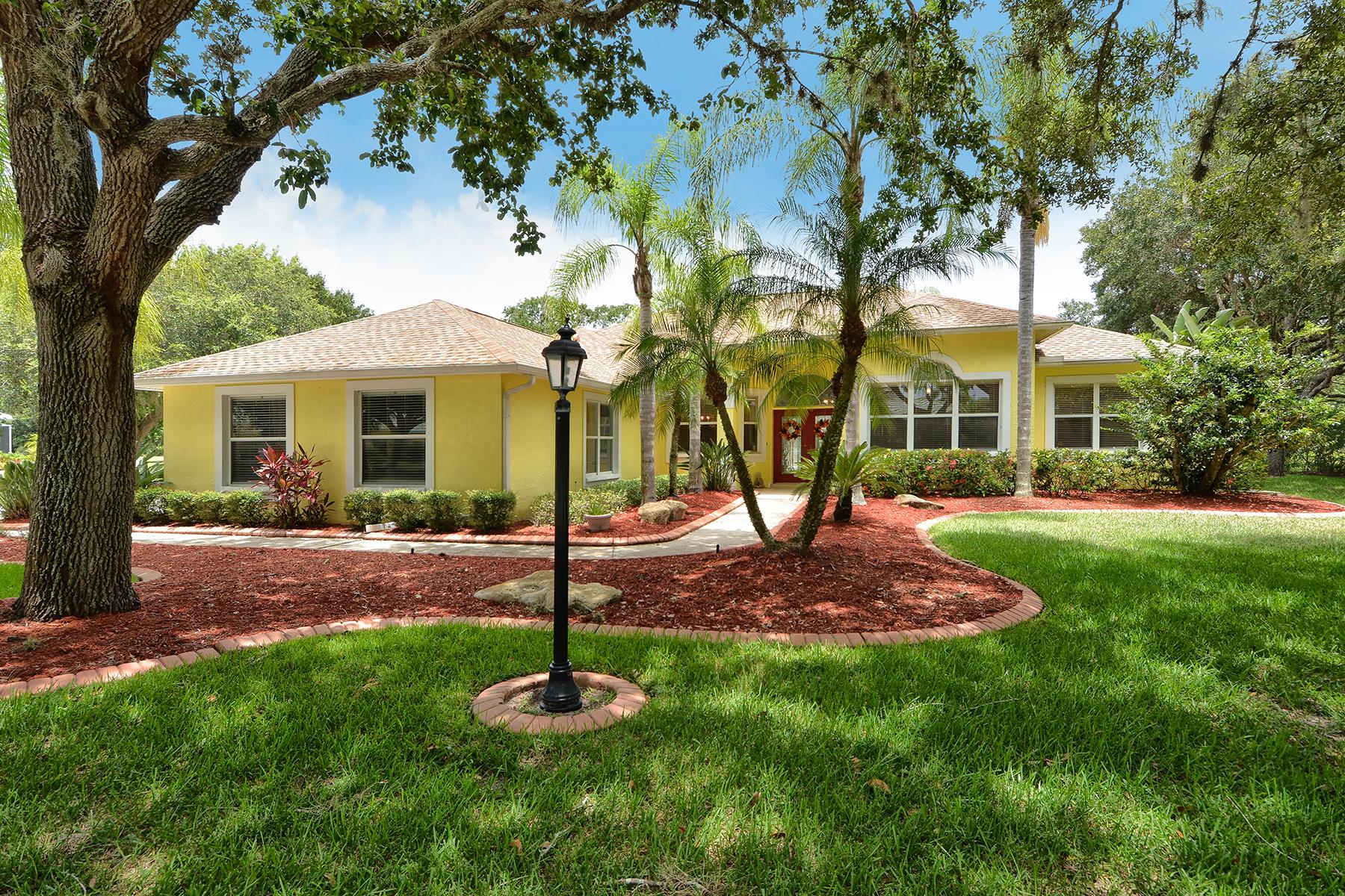 Частный односемейный дом для того Продажа на SARASOTA 7161 N Serenoa Dr Sarasota, Флорида 34241 Соединенные Штаты