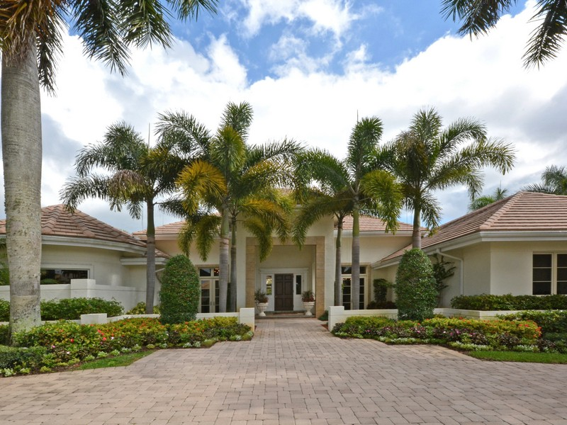 Maison unifamiliale pour l Vente à 6181 Hollows Ln , Delray Beach, FL 33484 6181 Hollows Ln Delray Beach, Florida 33484 États-Unis
