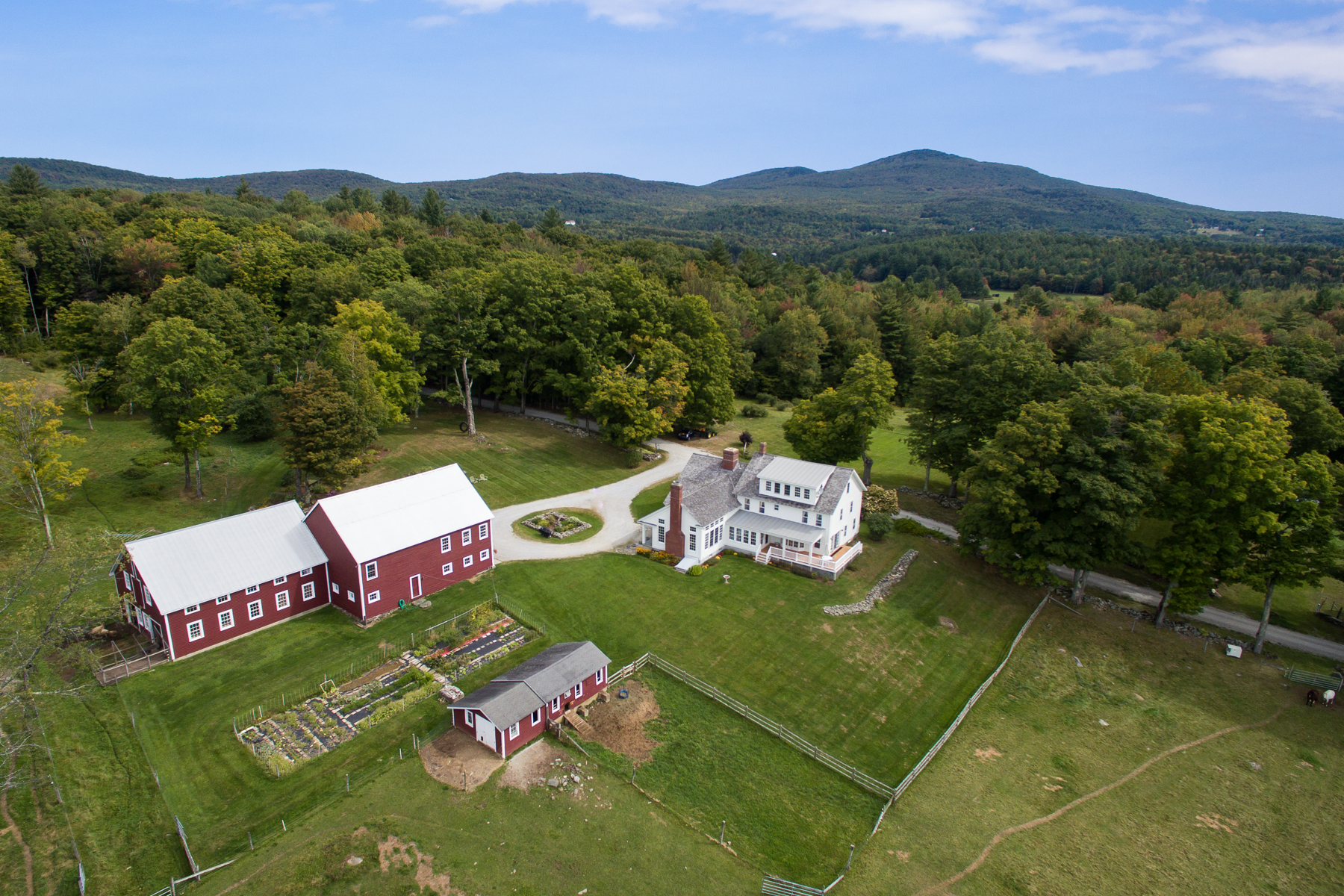 "Villa per Vendita alle ore Quintessential Vermont ""Gentleman's"" Farm 329 Old Farm Road Rd Shrewsbury, Vermont, 05738 Stati Uniti"