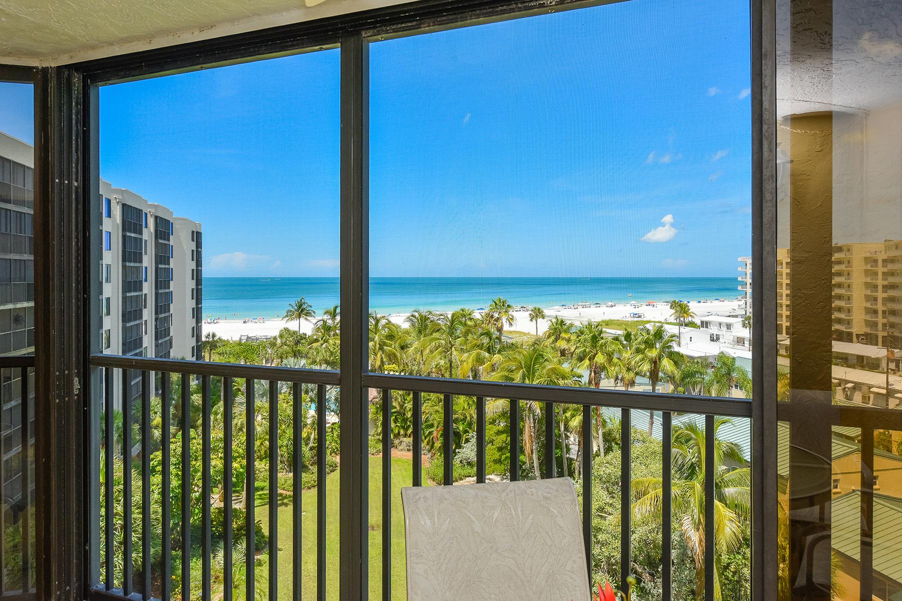 Condominium for Sale at CASARINA 5880 Midnight Pass Rd 710 Sarasota, Florida, 34242 United States