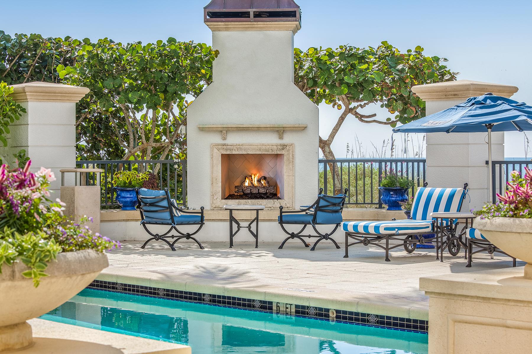 Condominium for Sale at Naples 1801 Gulf Shore Blvd N PH-1 Naples, Florida, 34102 United States