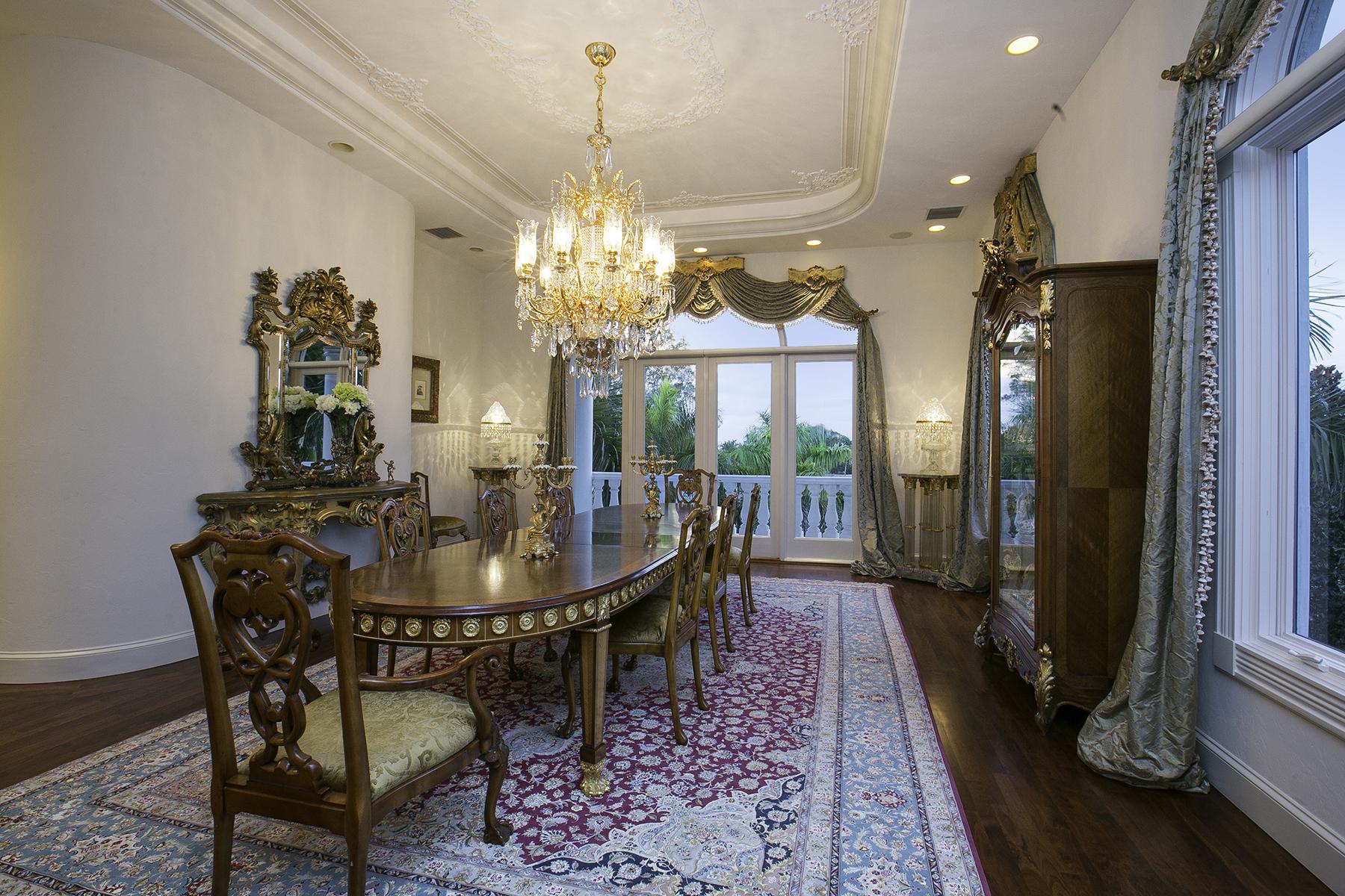 Additional photo for property listing at LONGBOAT KEY Villa del Sogno,  Longboat Key, Florida 34228 United States