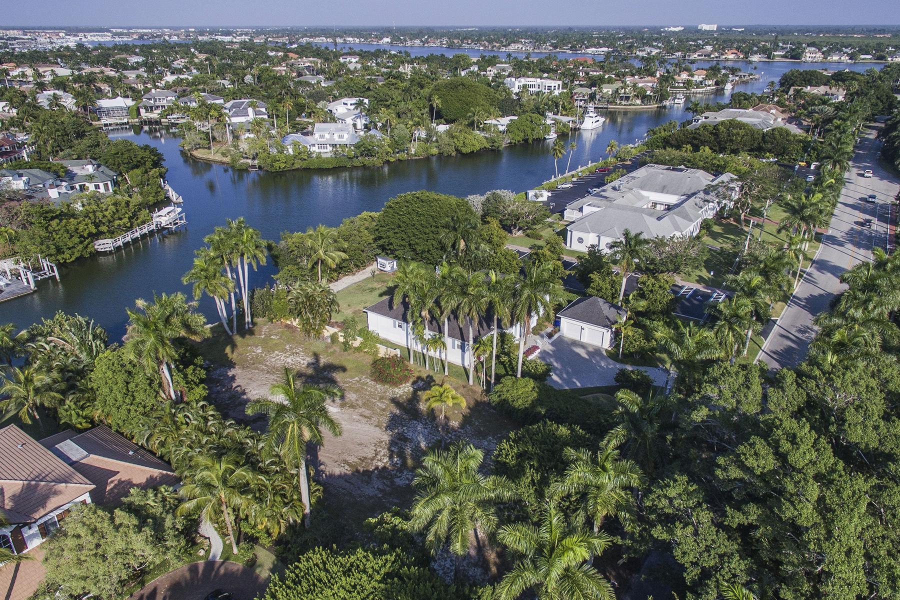 Terreno por un Venta en PORT ROYAL 475 Galleon Dr Naples, Florida, 34102 Estados Unidos