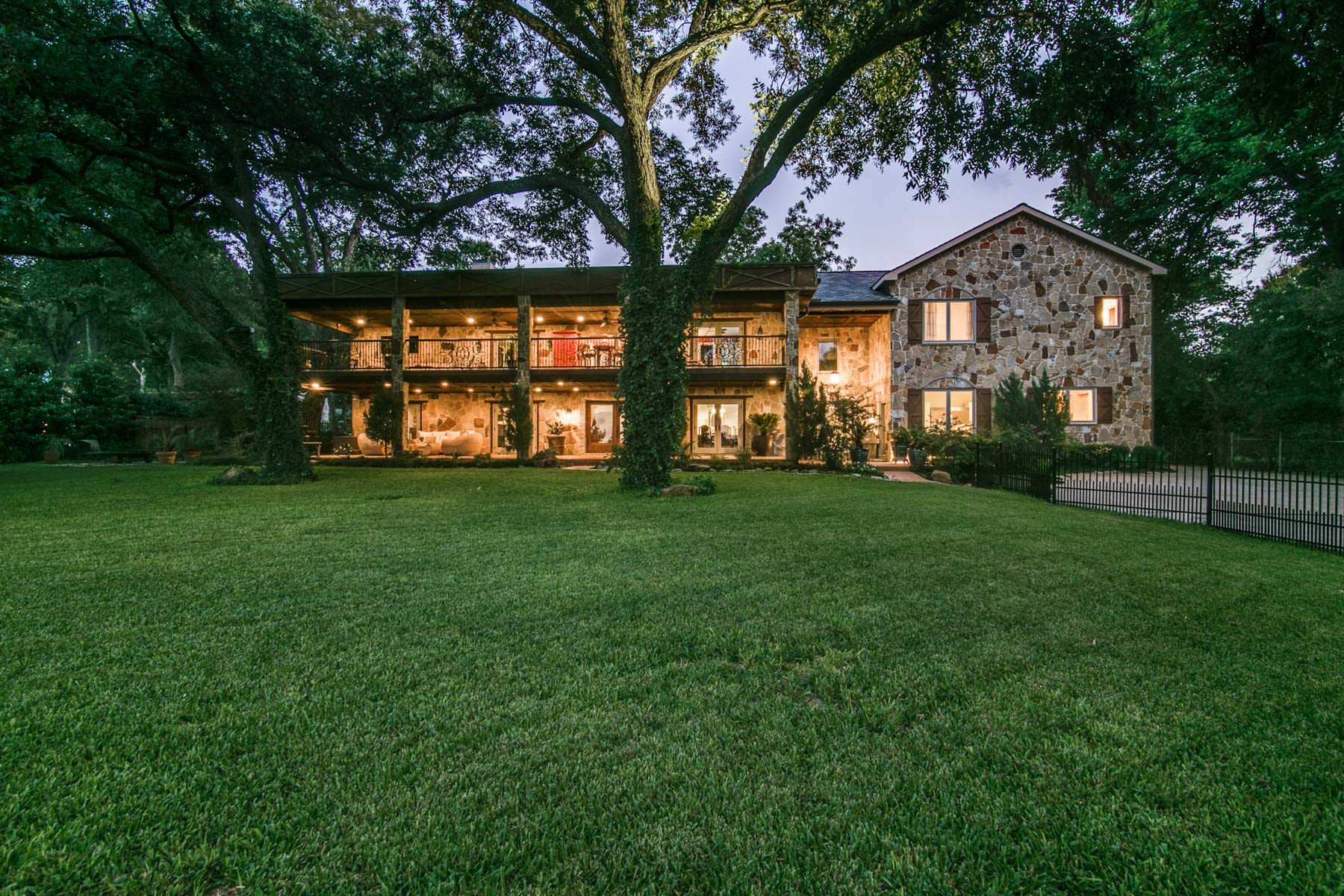 Single Family Home for Sale at White Rock Lake Front Property 8326 Garland Rd Dallas, Texas, 75218 United States