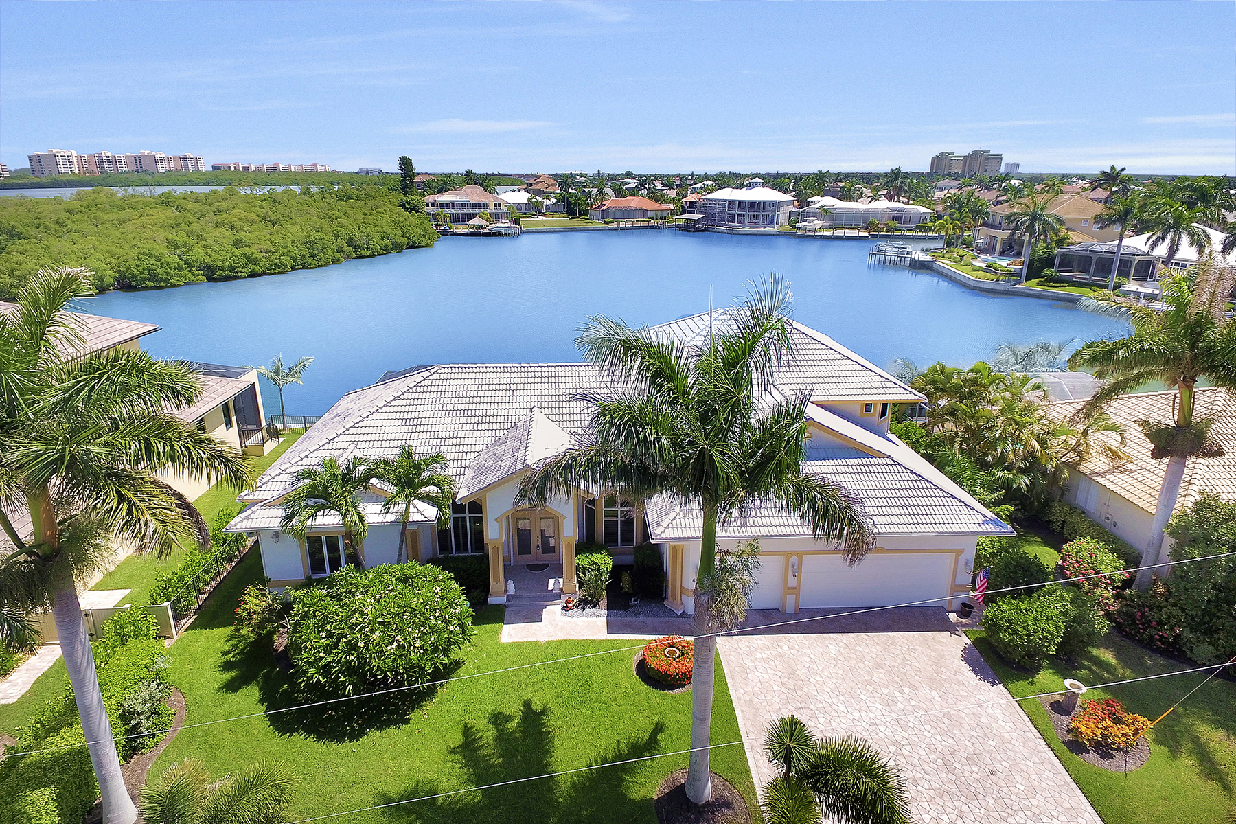 sales property at MARCO ISLAND - ROCKPORT COURT