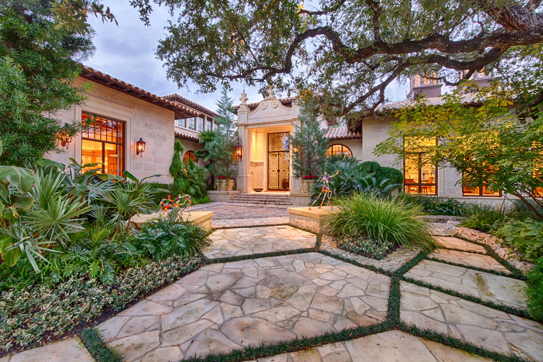 Villa per Vendita alle ore Palazzo Di Campagna 425 W Bitters San Antonio, Texas 78216 Stati Uniti