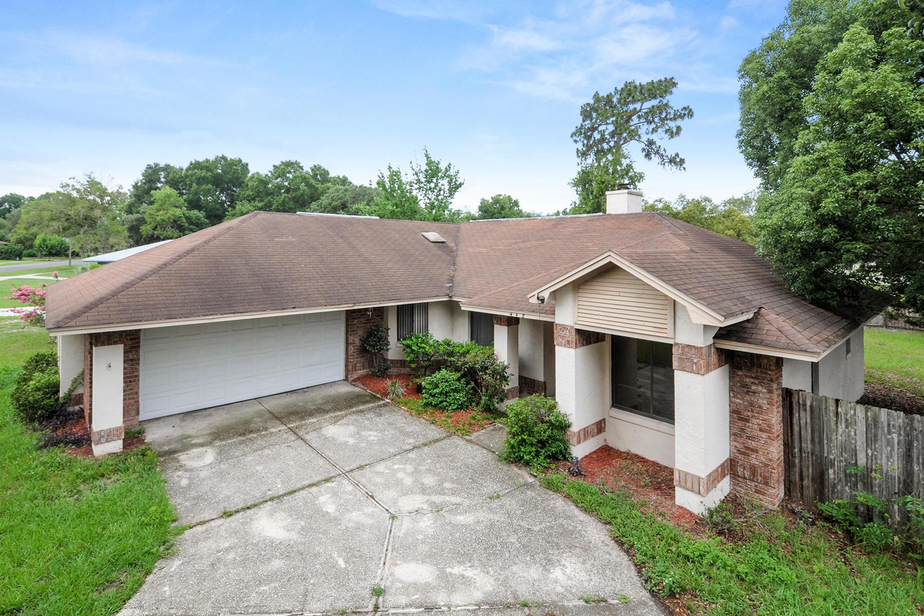 Single Family Home for Sale at ORLANDO - APOPKA 448 Cheetah Trl Apopka, Florida, 32712 United States