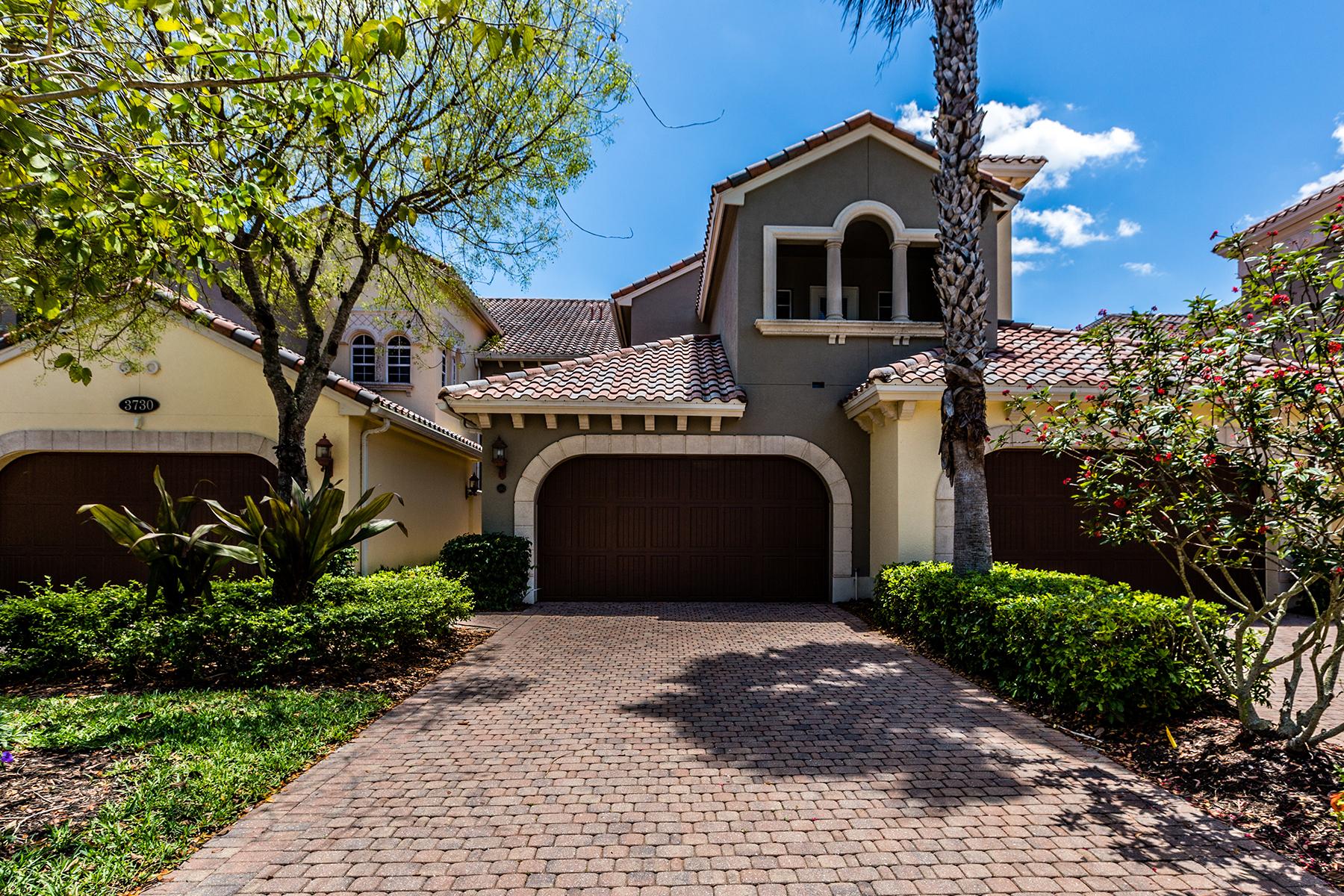 Condominium for Sale at FEDDLERS CREEK - MONTREUS 3730 Montreux Ln 202 Naples, Florida, 34114 United States