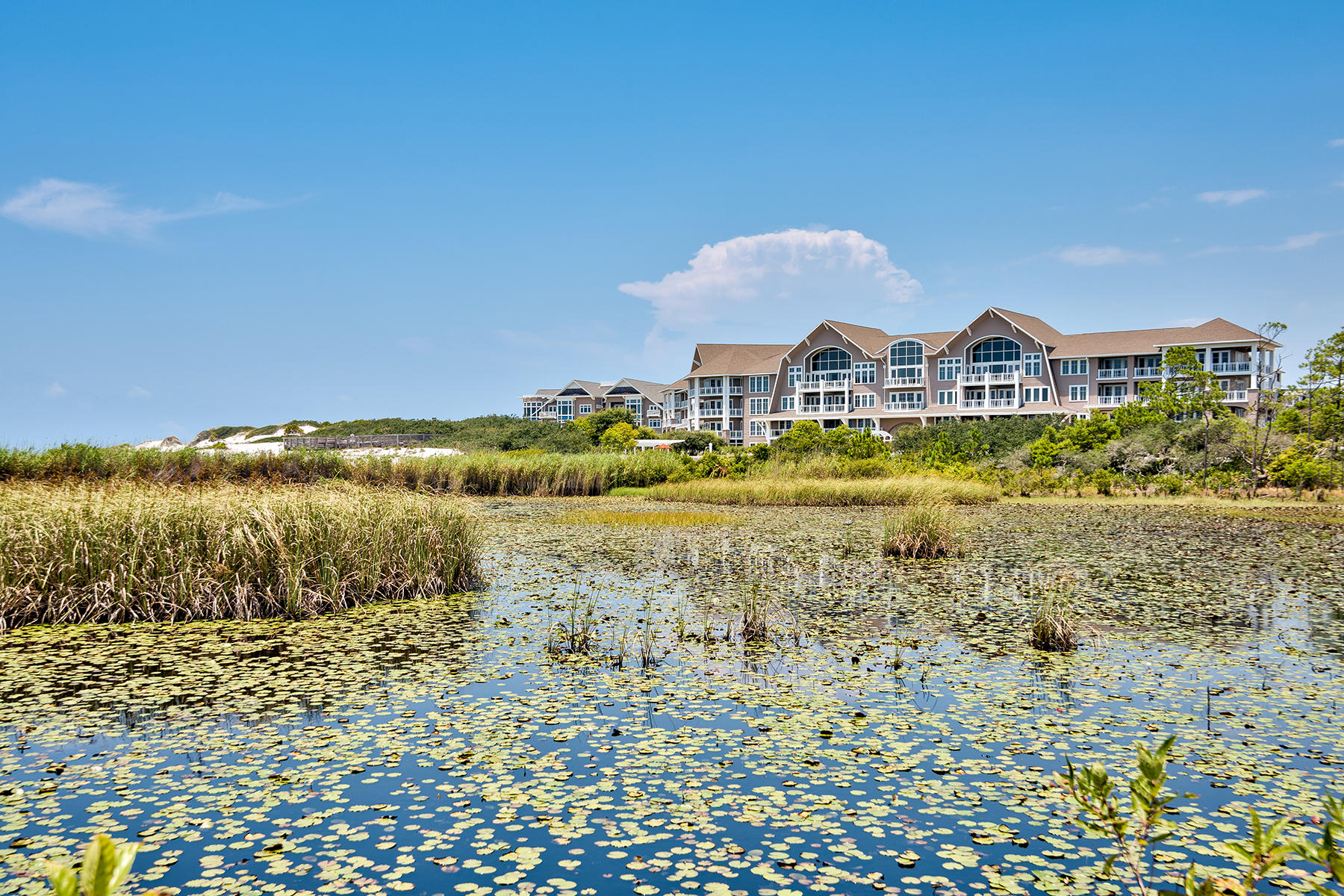 토지 용 매매 에 BLANK CANVAS FOR YOUR DREAM HOME IN WATERSOUND Lot 29 Gulf Bridge Ln Watersound, 플로리다, 32461 미국